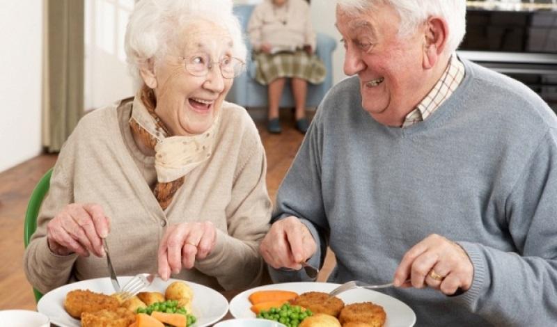 питание в пожилом возрасте